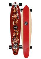 Jucker Hawaii<br>Longboard Ka Pua RED